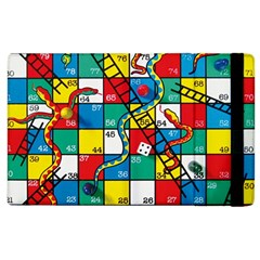 Snakes And Ladders Apple Ipad 3/4 Flip Case
