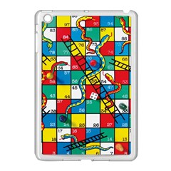 Snakes And Ladders Apple Ipad Mini Case (white)