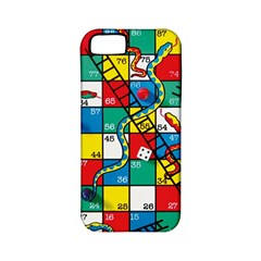Snakes And Ladders Apple Iphone 5 Classic Hardshell Case (pc+silicone)