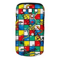 Snakes And Ladders Samsung Galaxy S Iii Classic Hardshell Case (pc+silicone)