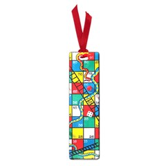 Snakes And Ladders Small Book Marks