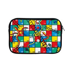 Snakes And Ladders Apple Ipad Mini Zipper Cases