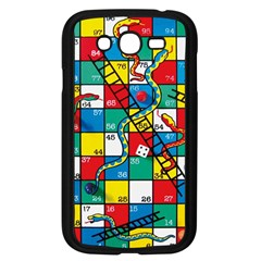Snakes And Ladders Samsung Galaxy Grand Duos I9082 Case (black)