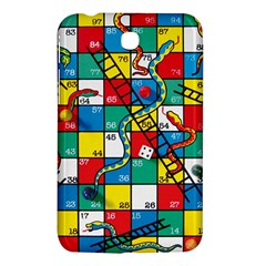 Snakes And Ladders Samsung Galaxy Tab 3 (7 ) P3200 Hardshell Case