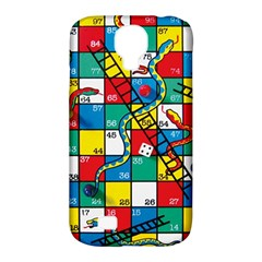 Snakes And Ladders Samsung Galaxy S4 Classic Hardshell Case (pc+silicone)