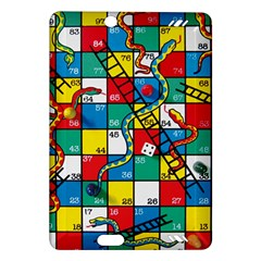 Snakes And Ladders Amazon Kindle Fire Hd (2013) Hardshell Case