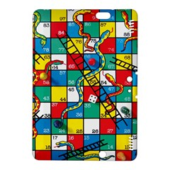 Snakes And Ladders Kindle Fire Hdx 8 9  Hardshell Case