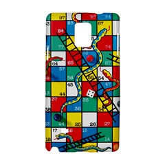 Snakes And Ladders Samsung Galaxy Note 4 Hardshell Case