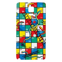 Snakes And Ladders Galaxy Note 4 Back Case