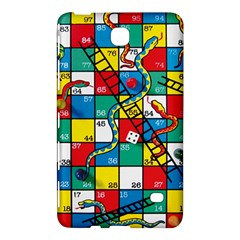 Snakes And Ladders Samsung Galaxy Tab 4 (8 ) Hardshell Case