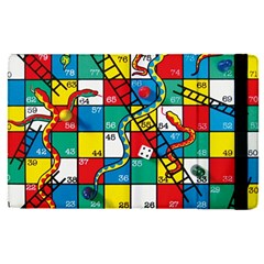 Snakes And Ladders Apple Ipad Pro 12 9   Flip Case