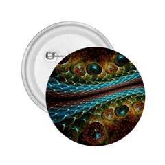 Fractal Snake Skin 2 25  Buttons