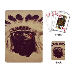 Indian Playing Card
