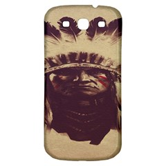 Indian Samsung Galaxy S3 S Iii Classic Hardshell Back Case by BangZart