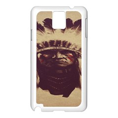 Indian Samsung Galaxy Note 3 N9005 Case (white) by BangZart