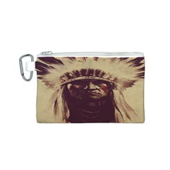 Indian Canvas Cosmetic Bag (s) by BangZart