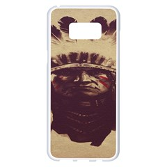 Indian Samsung Galaxy S8 Plus White Seamless Case by BangZart