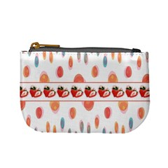 Strawberries Mini Coin Purses by SuperPatterns