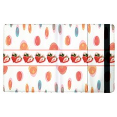 Strawberries Apple Ipad Pro 12 9   Flip Case by SuperPatterns