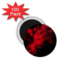 Red Smoke 1 75  Magnets (100 Pack)  by berwies