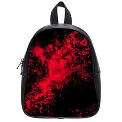 Red Smoke School Bags (small)  by berwies