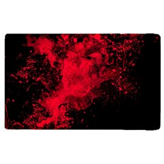 Red Smoke Apple Ipad 3/4 Flip Case by berwies