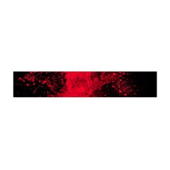 Red Smoke Flano Scarf (mini) by berwies