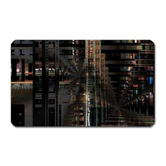 Blacktechnology Circuit Board Electronic Computer Magnet (rectangular)