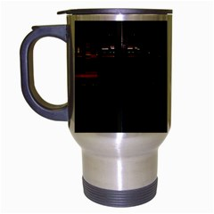 Blacktechnology Circuit Board Electronic Computer Travel Mug (silver Gray) by BangZart
