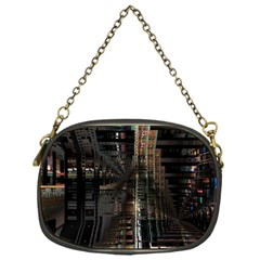 Blacktechnology Circuit Board Electronic Computer Chain Purses (one Side)  by BangZart