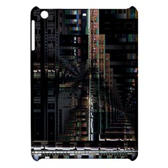 Blacktechnology Circuit Board Electronic Computer Apple Ipad Mini Hardshell Case
