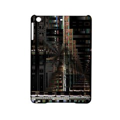 Blacktechnology Circuit Board Electronic Computer Ipad Mini 2 Hardshell Cases