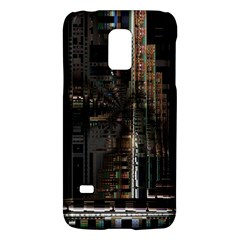 Blacktechnology Circuit Board Electronic Computer Galaxy S5 Mini