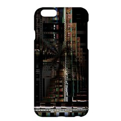 Blacktechnology Circuit Board Electronic Computer Apple Iphone 6 Plus/6s Plus Hardshell Case