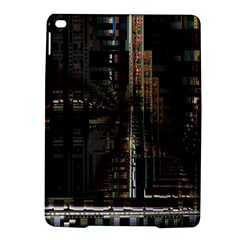 Blacktechnology Circuit Board Electronic Computer Ipad Air 2 Hardshell Cases