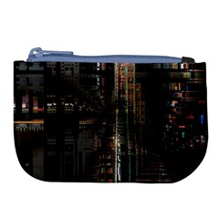 Blacktechnology Circuit Board Electronic Computer Large Coin Purse by BangZart