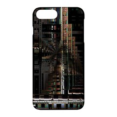 Blacktechnology Circuit Board Electronic Computer Apple Iphone 7 Plus Hardshell Case