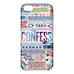 Book Collage Based On Confess Apple Iphone 5c Hardshell Case by BangZart