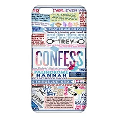 Book Collage Based On Confess Iphone 6 Plus/6s Plus Tpu Case by BangZart