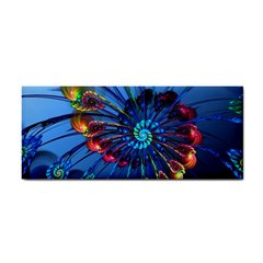 Top Peacock Feathers Cosmetic Storage Cases by BangZart