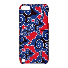 Batik Background Vector Apple Ipod Touch 5 Hardshell Case With Stand by BangZart
