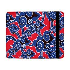 Batik Background Vector Samsung Galaxy Tab Pro 8 4  Flip Case