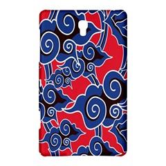 Batik Background Vector Samsung Galaxy Tab S (8 4 ) Hardshell Case  by BangZart