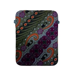Batik Art Pattern  Apple Ipad 2/3/4 Protective Soft Cases