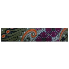 Batik Art Pattern  Flano Scarf (small)