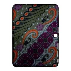 Batik Art Pattern  Samsung Galaxy Tab 4 (10 1 ) Hardshell Case  by BangZart