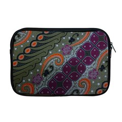 Batik Art Pattern  Apple Macbook Pro 17  Zipper Case