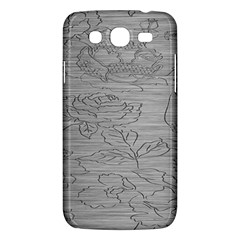 Embossed Rose Pattern Samsung Galaxy Mega 5 8 I9152 Hardshell Case