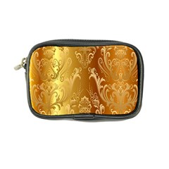 Golden Pattern Vintage Gradient Vector Coin Purse