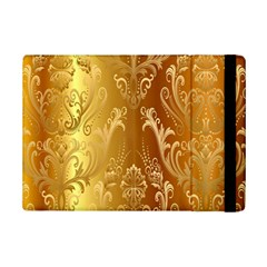 Golden Pattern Vintage Gradient Vector Ipad Mini 2 Flip Cases